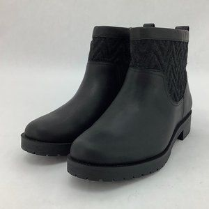 Vionic | Women's Lined Ankle Boots | Black